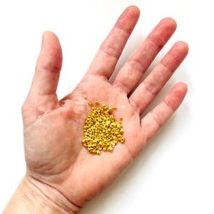 24k yellow gold