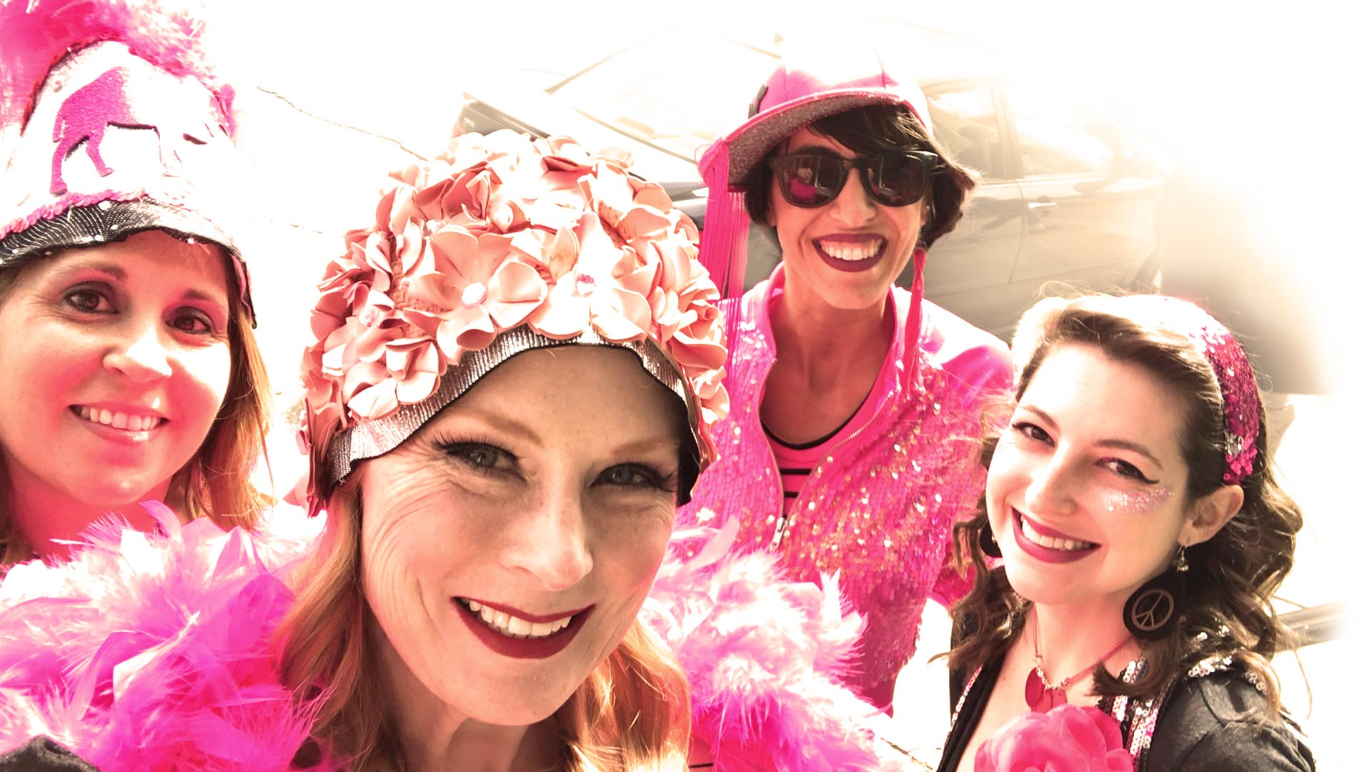Mardi Gras Costume Katy Beh Jewelry New Orleans