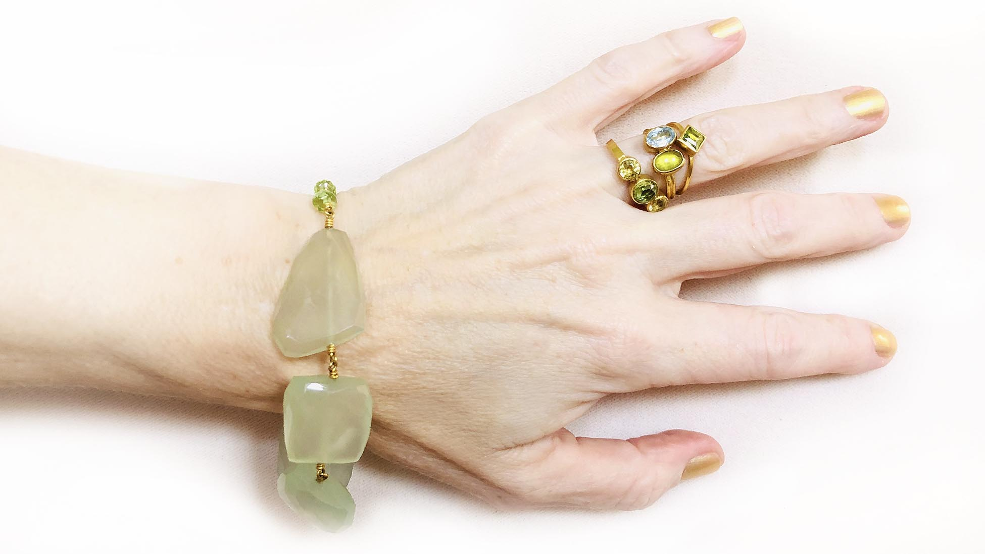 Peridot Katy Beh Jewelry New Orleans 2