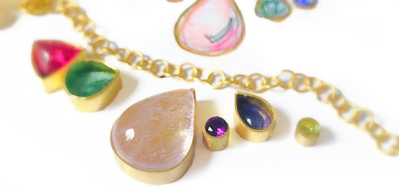 Colored-Gemstone-Necklace-Custom-22k-Taylor-Katy-Beh-1